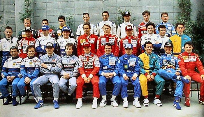 bf59d2467d A Temporada de Fórmula 1 de 1994 foi a 45ª realizada pela FIA. Teve como  campeão o alemão Michael Schumacher